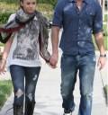 Miley cyrus con Liam