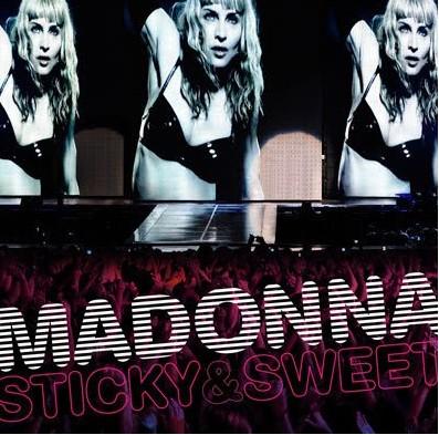 DVD de Madonna