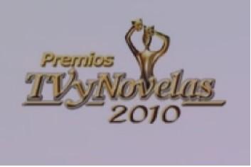Premios TvyNovelas 2010