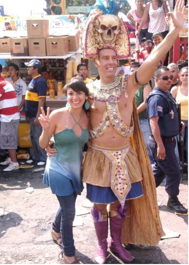 Raul Osorio Rey de Carnaval