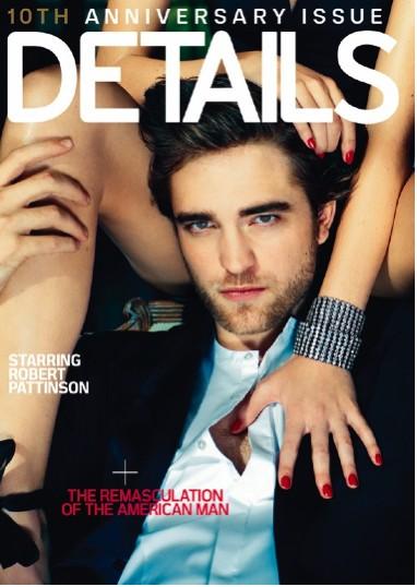 Robert Pattinson sí dusfruta del sexo