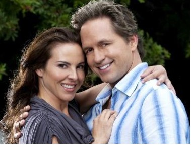 Kate del castillo y Guy Ecker