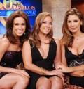 Adamari Lopez en el Show de Cristina