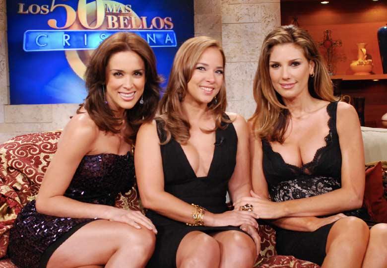 Adamari lopez en el show de cristina tv y espect culos for Espectaculos televisa recientes