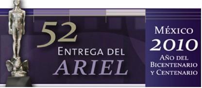 Entrega de Premios Ariel 2010