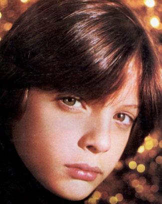 Luis Miguel de niño