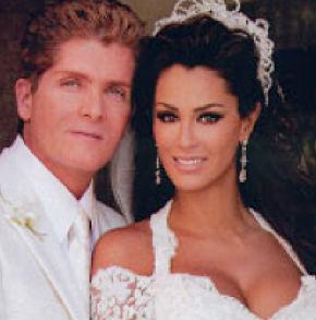 Ninel Conde y su esposo