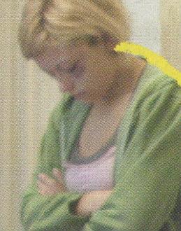 Novia de Paolo Botti golpeada