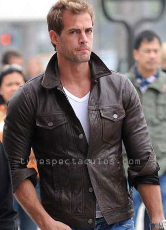 William Levy molesto con los medios