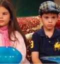 Hijos de Mariana Levy y El Pirru