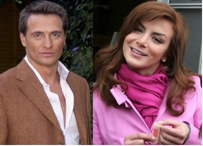 Silvia Navarro y Juan Soler en Quisiera Amarte