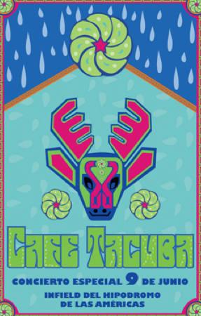 Cafe Tacvba en el Hipodromo de las AMericas