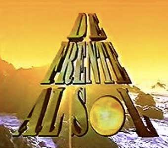 Μετράμε λογότυπα με ήλιους.  De-Frente-al-sol