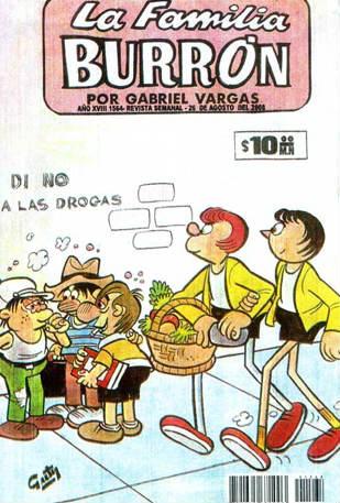 Familia Burrón