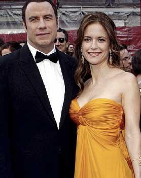 John Travolta será papá otra vez