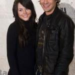 Jorge Poza le propone matrimonio a Zuria Vega