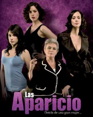Angélica Aragón desaprueba Las Aparicio