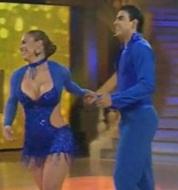Critican a Liz Vega en 2do Campeonato Mundial de Baile