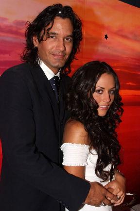 Pleito entre Mario Cimarro y Zuria Vega