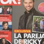 Ricky Martin en OK!