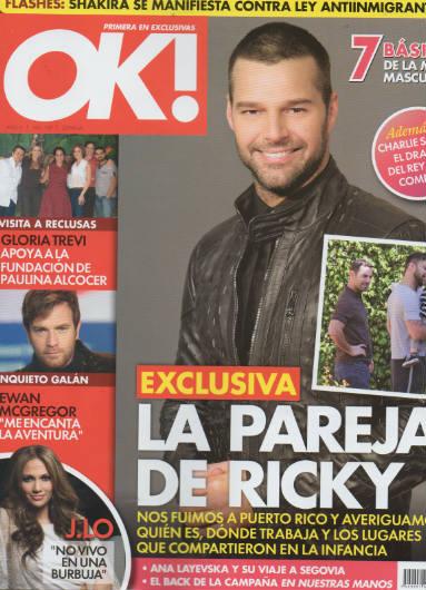 Ricky Martin en OK