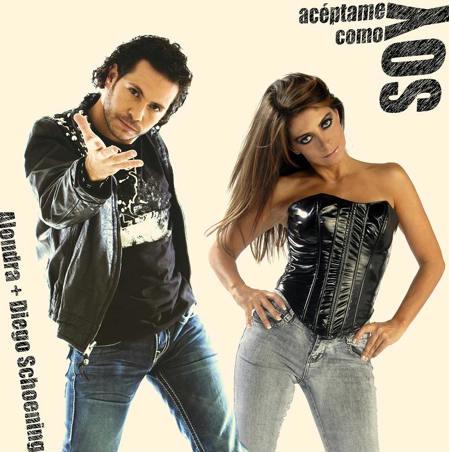 Alondra y Diego Shoening