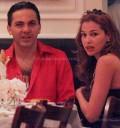 Cristian Castro y su novia