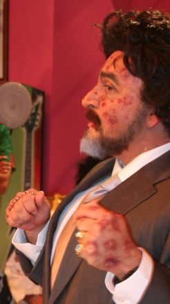 Maradona en La Parodia