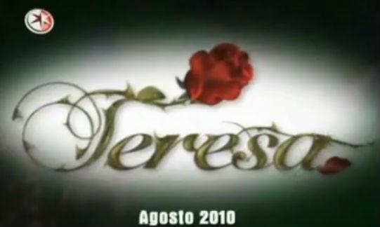 Primer promo de Teresa