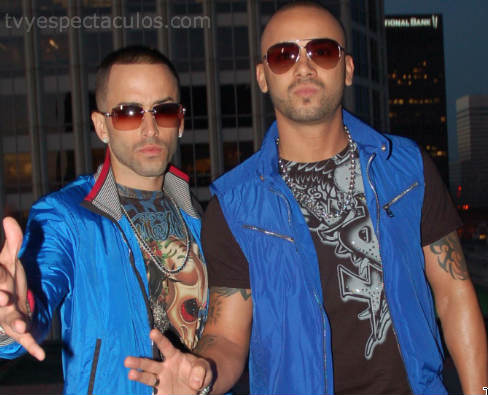 Wisin y Yandel graban Video de Irresistible