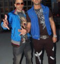 Wisin y Yandel en Video Irresistible
