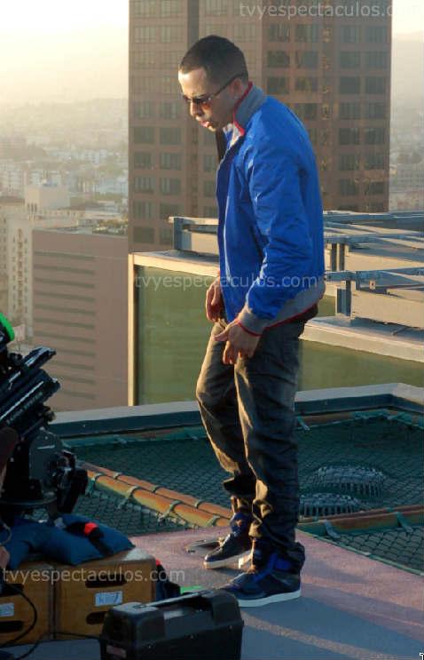 Wisin y yandel graban video irresistible tv y espect culos for Espectaculos televisa recientes
