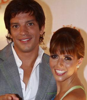 Yahir y Claudia Alvarez