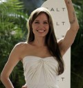 Angelina Jolie en Cancun