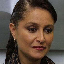 Carmen Salinas y Daniela Romo en El triunfo de tu amor