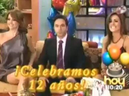 Cumpli 12 a os hoy tv y espect culos for Espectaculos mexico hoy