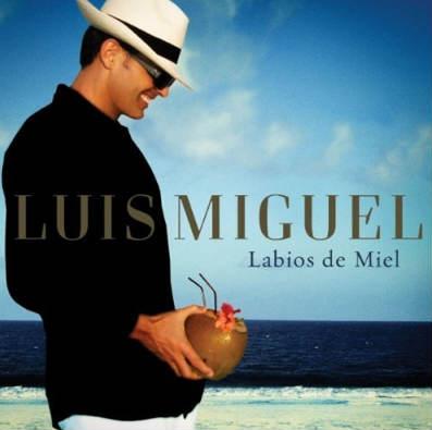 Portada Labios de Miel de Luis Miguel