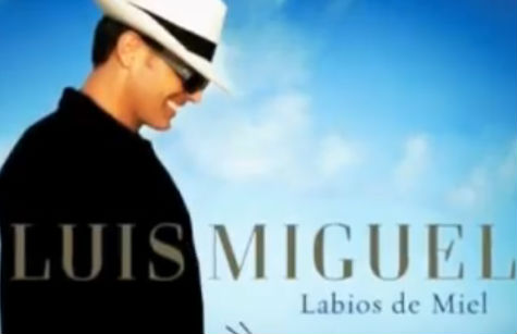 Escucha un avance de Labios de Miel de Luis Miguel