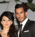 Aaron Diaz y Angelique Boyer