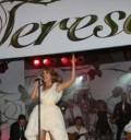 Gloria Trevi en la Presentación de Teresa