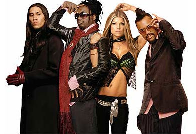 Black Eyed Peas en Estadio azteca