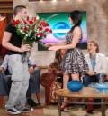 Maite Perroni en el Show de Cristina