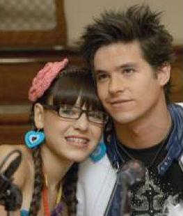 Danna Paola y Eleazar Gómez sí son novios