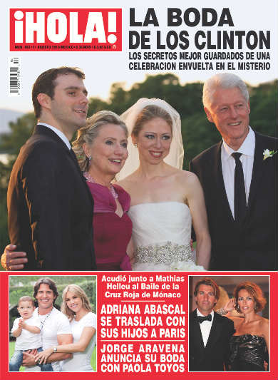 Jorge Aravena anuncia boda en Hola