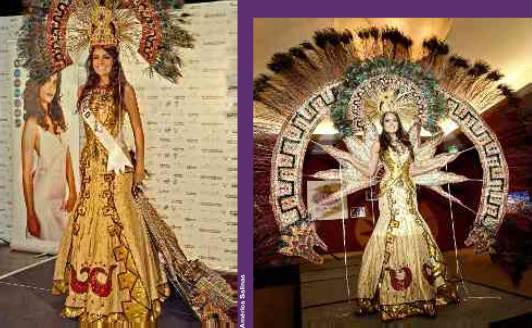 México no se luce rumbo a Miss Universo
