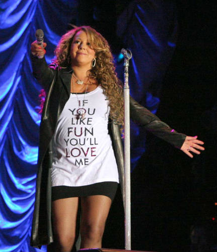 Que Mariah Carey está embarazada