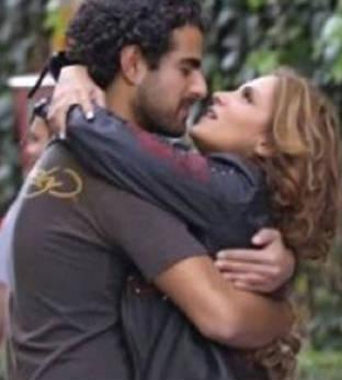 Mariana Seoane y Rodrigo Nehme