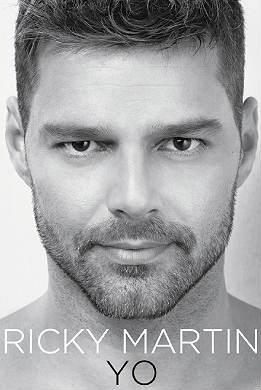 Ricky Martin portada de Yo