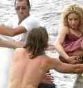 Shakira en España