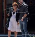William Levy con una mujer embarazada
